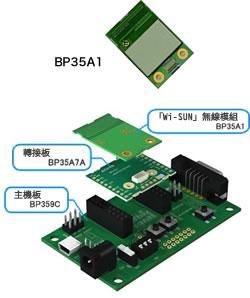Wi-SUN模組 BP35A1