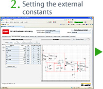 2.Setting the external constants